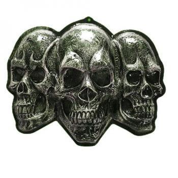 Skull wall decoration