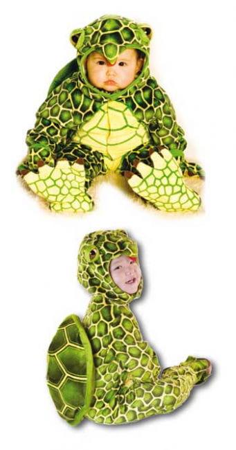 Schildkröten Babykostüm