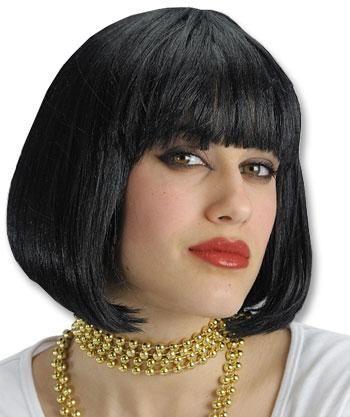 Pageboy wig Black Economy