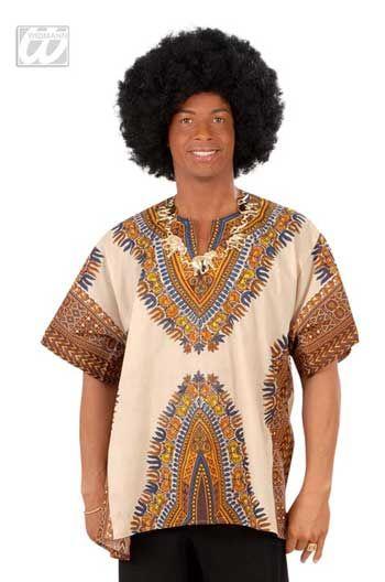 Afrika / Raggae Shirt
