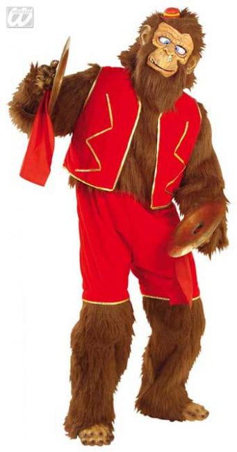 Plüsch Tanz Affen Kostüm