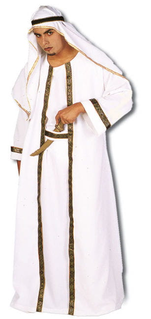 Prince of Persia Premium Costume One Size