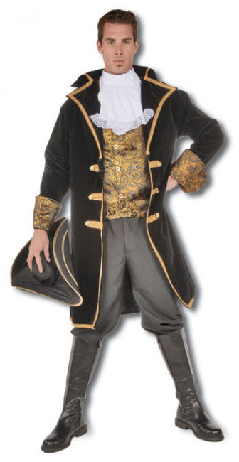 Käpitan Quinn pirate costume