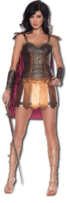 Xenia Amazonen Kriegerin Premium Kostüm Gr. XL