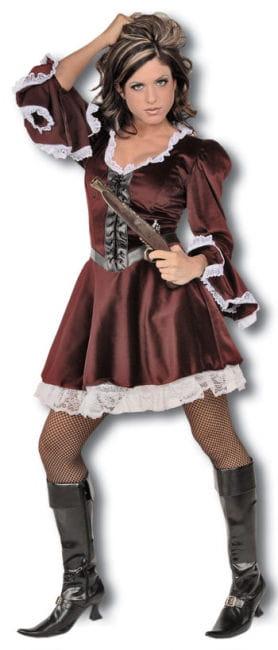 Corsairs Bride Premium Costume. S