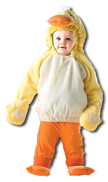 Funny Duckling Kids Costume. M