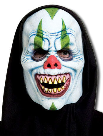Cackels Clown Maske