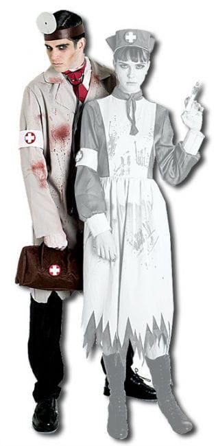 Dr. Menkele costume Gr.S