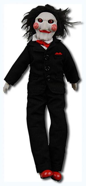 SAW Jigsaw Billy Plüsch Puppe 23 cm