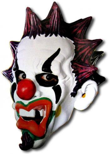 Sicko Clown Horrormaske
