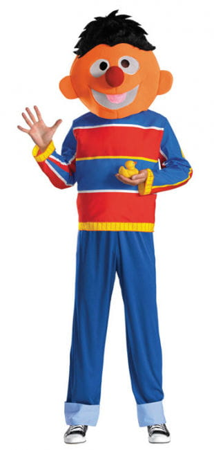 Sesamstrasse Ernie Kostüm XL