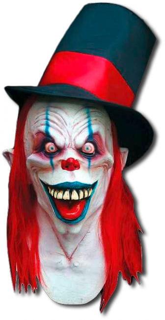 Cracky der Clown Maske