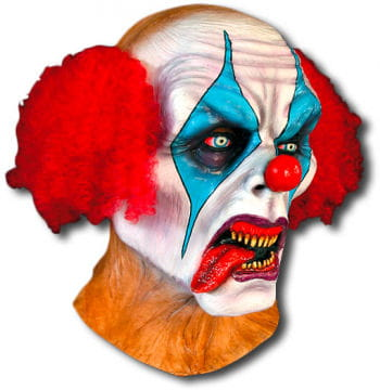 Psycho Clown Norman Mask