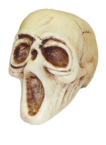 Screaming Skull 10cm