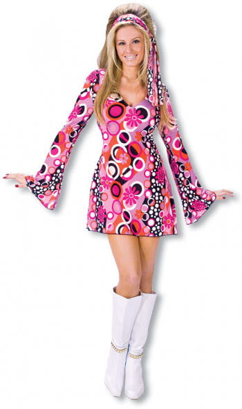 Feeling Groovy Mod Dress ML