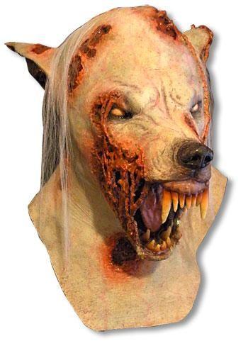 Zombie Werwolf Maske