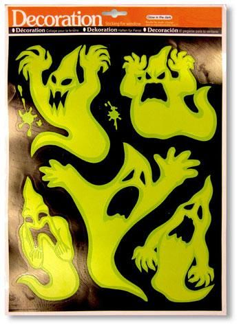 Leuchtende Geister Sticker