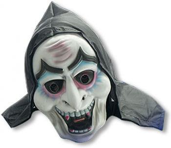 White Demon Mask