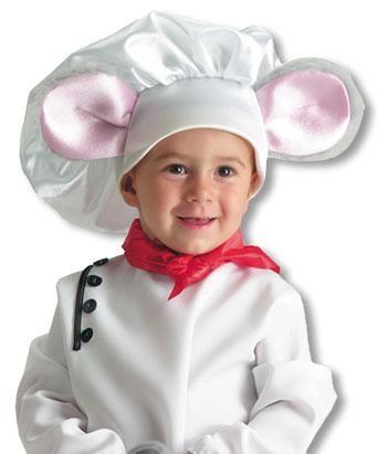 Ratatouille chef`s hat for children