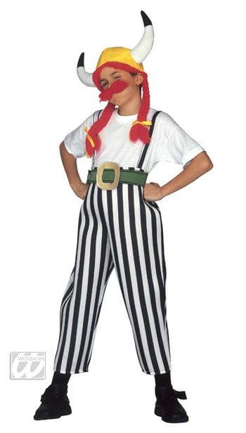 Dicker Gallier costume S