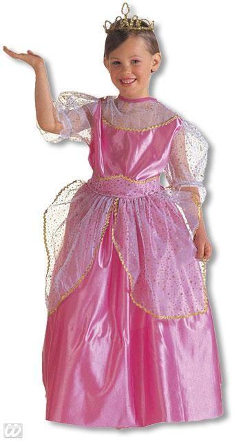 Bella Prinzessin Kinderkostüm M