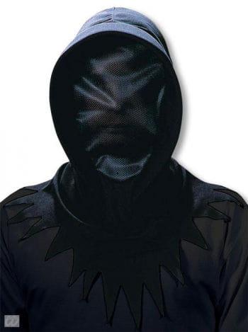 Black Power Phantom mask