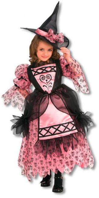 Sweetheart witch costume L German size 128-138