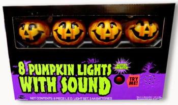 Pumpkinhead Lichterkette