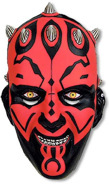 Darth Maul PVC Mask