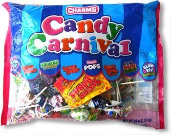 Halloween Sweets Mix