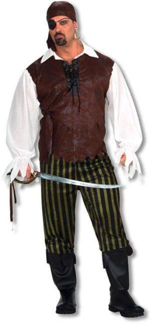 Daring Pirate Costume XL