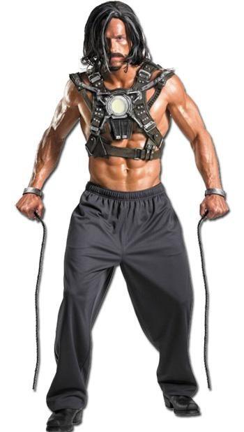 Iron Man Whiplash Costume