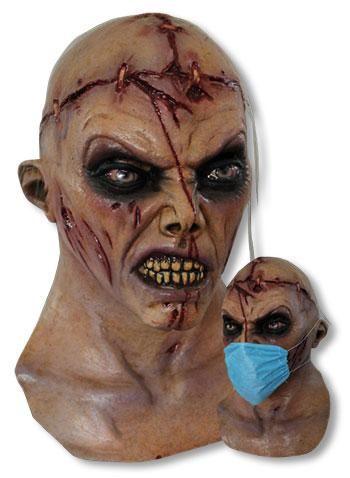 Dr. Zombie Maske