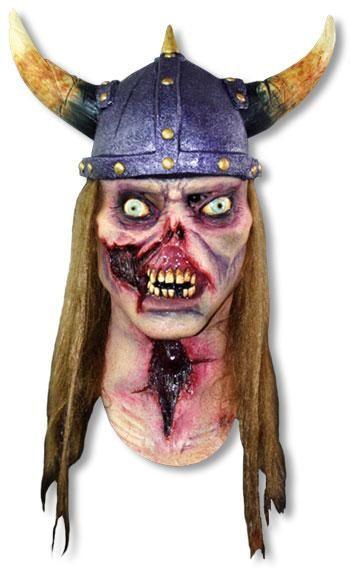 Wikinger Zombie Maske
