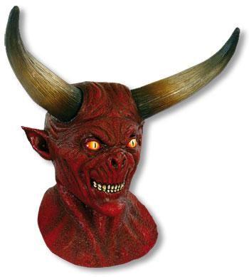 Cain Latex Mask