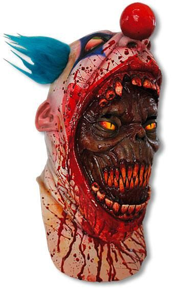 Parasite Clown Mask