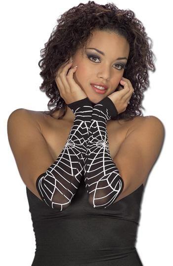 Spiderweb Gloves