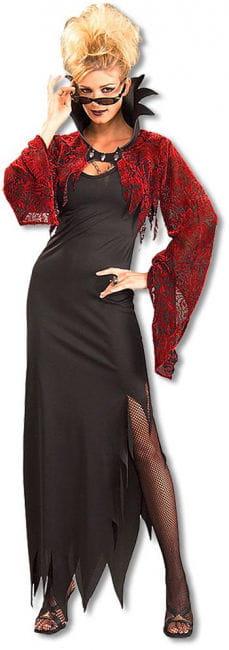 Gothic Vampir Gräfin Kostüm