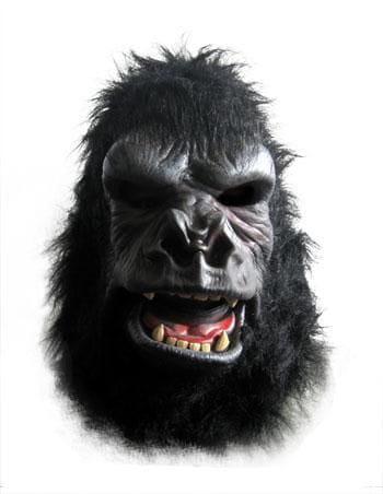 Gorilla Latex Mask