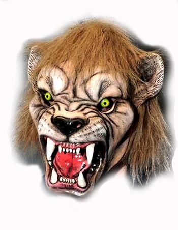 Lion Mask Deluxe