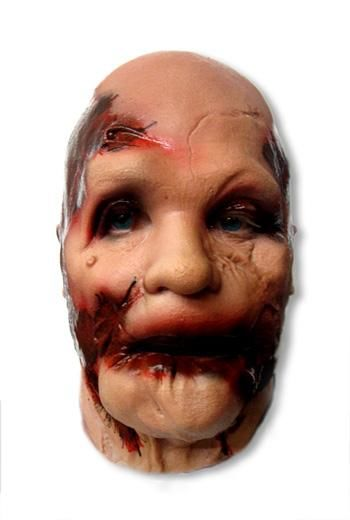 Mason Verger Maske blutig