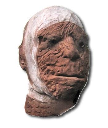 Napalmopfer Schaumlatex Maske