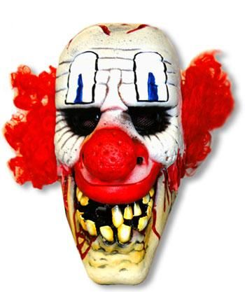 Chucklehead Clown Mask
