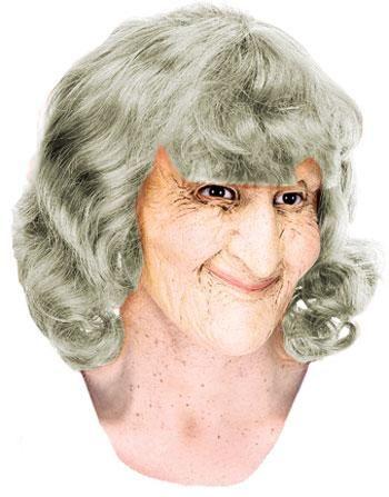 Granny Halbmaske