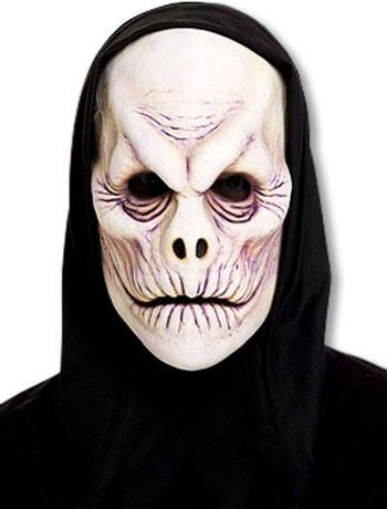 Skull Foam Latex Mask