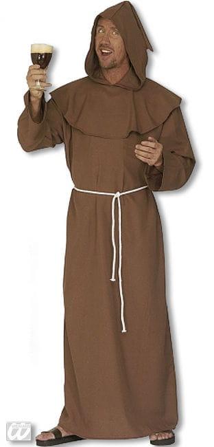 Bavarian monk L