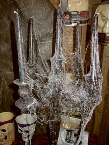 Spinnwebenspray