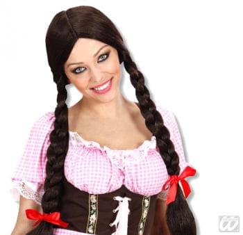 Gretel Perücke braun