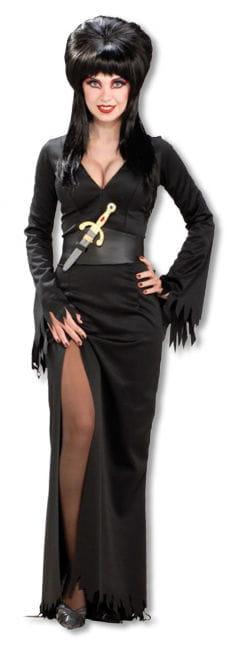 Elvira Deluxe Costume SM