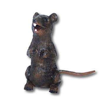 Stehende Latex Ratte
